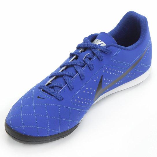 Chuteira Futsal Nike Beco 2 Futsal - Azul Royal