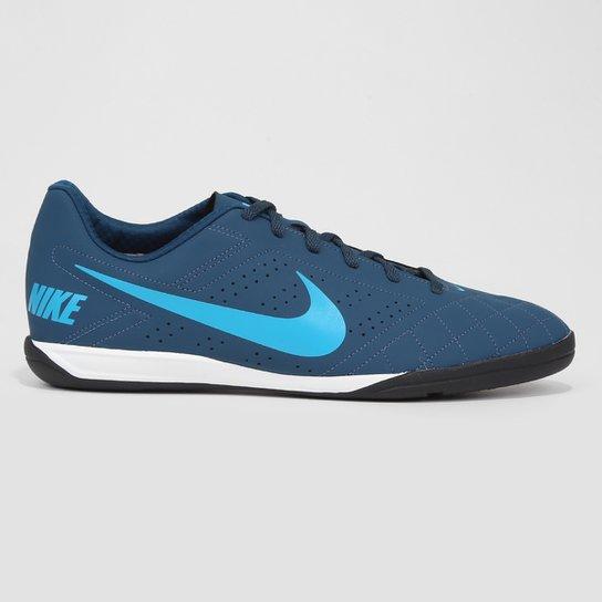Chuteira Futsal Nike Beco 2 Futsal - Marinho