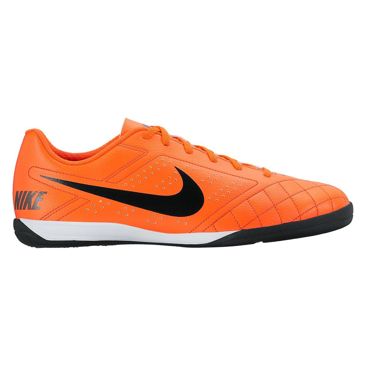 f3e94acb41 Chuteira Futsal Nike Beco 2 Futsal - Laranja - Compre Agora