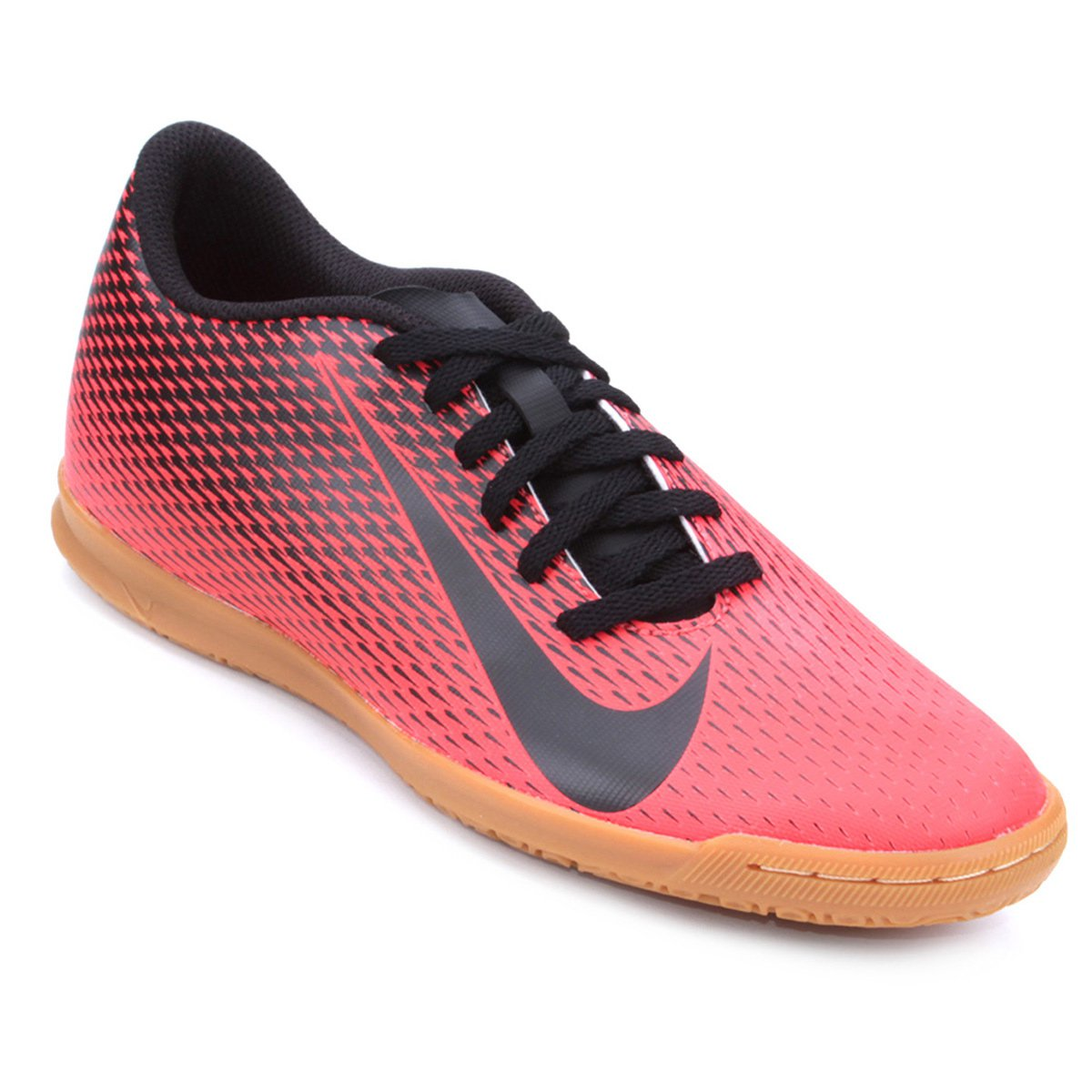 63358dafdc Chuteira Futsal Nike Bravata 2 IC - Preto - Compre Agora