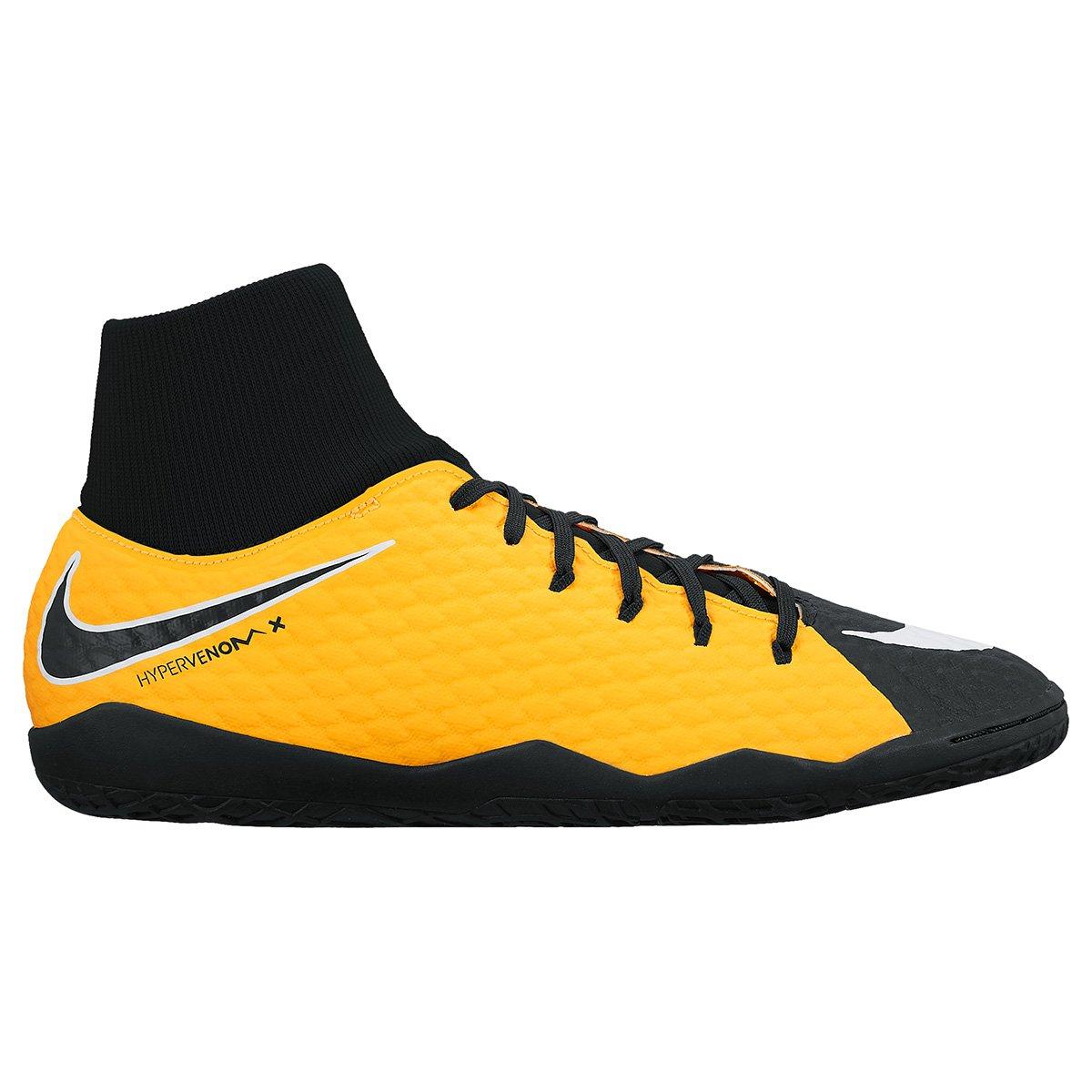 2c588ee4a088 Chuteira Futsal Nike Hypervenom Phelon 3 DF IC - Compre Agora