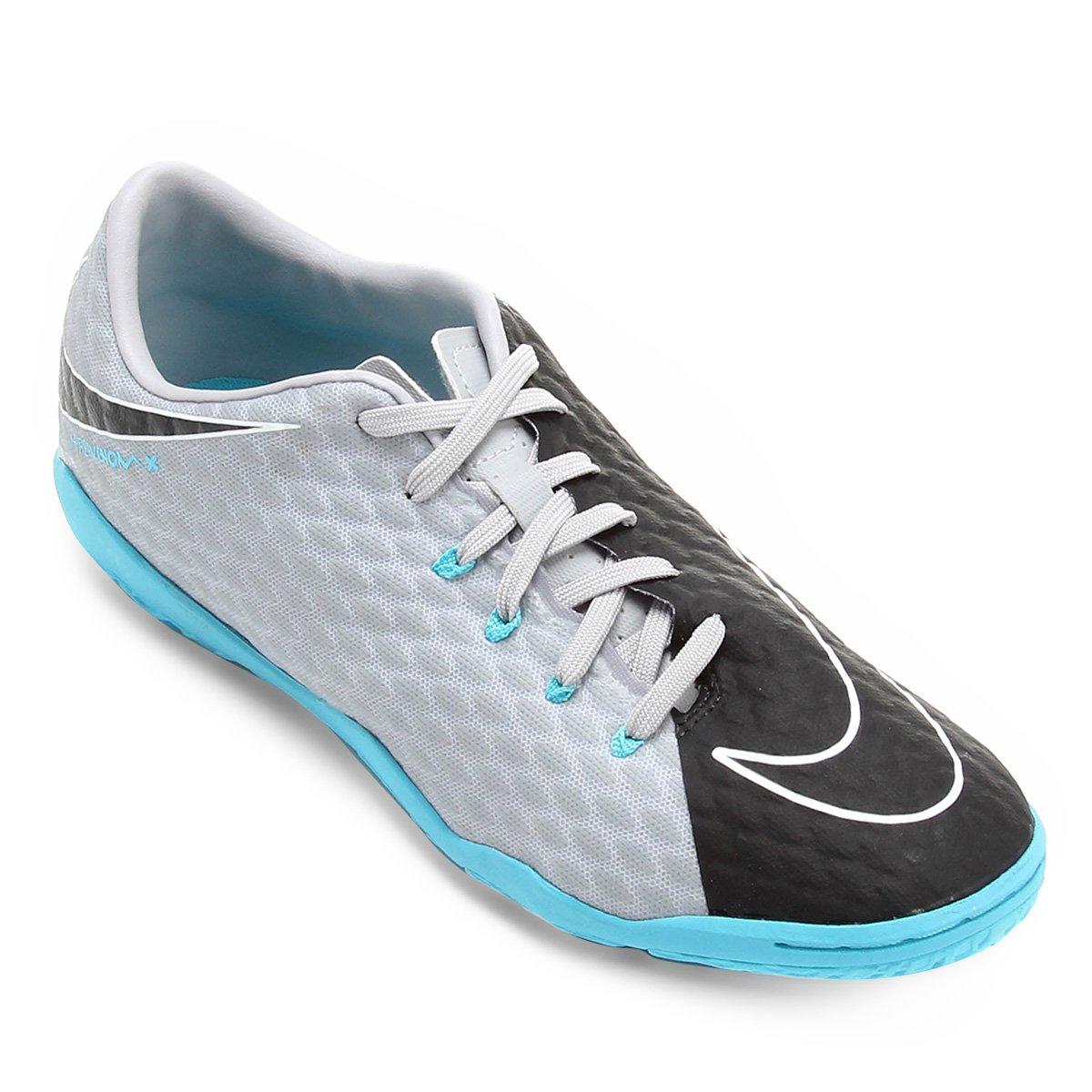 d02adf0a00 Chuteira Futsal Nike Hypervenom Phelon 3 IC