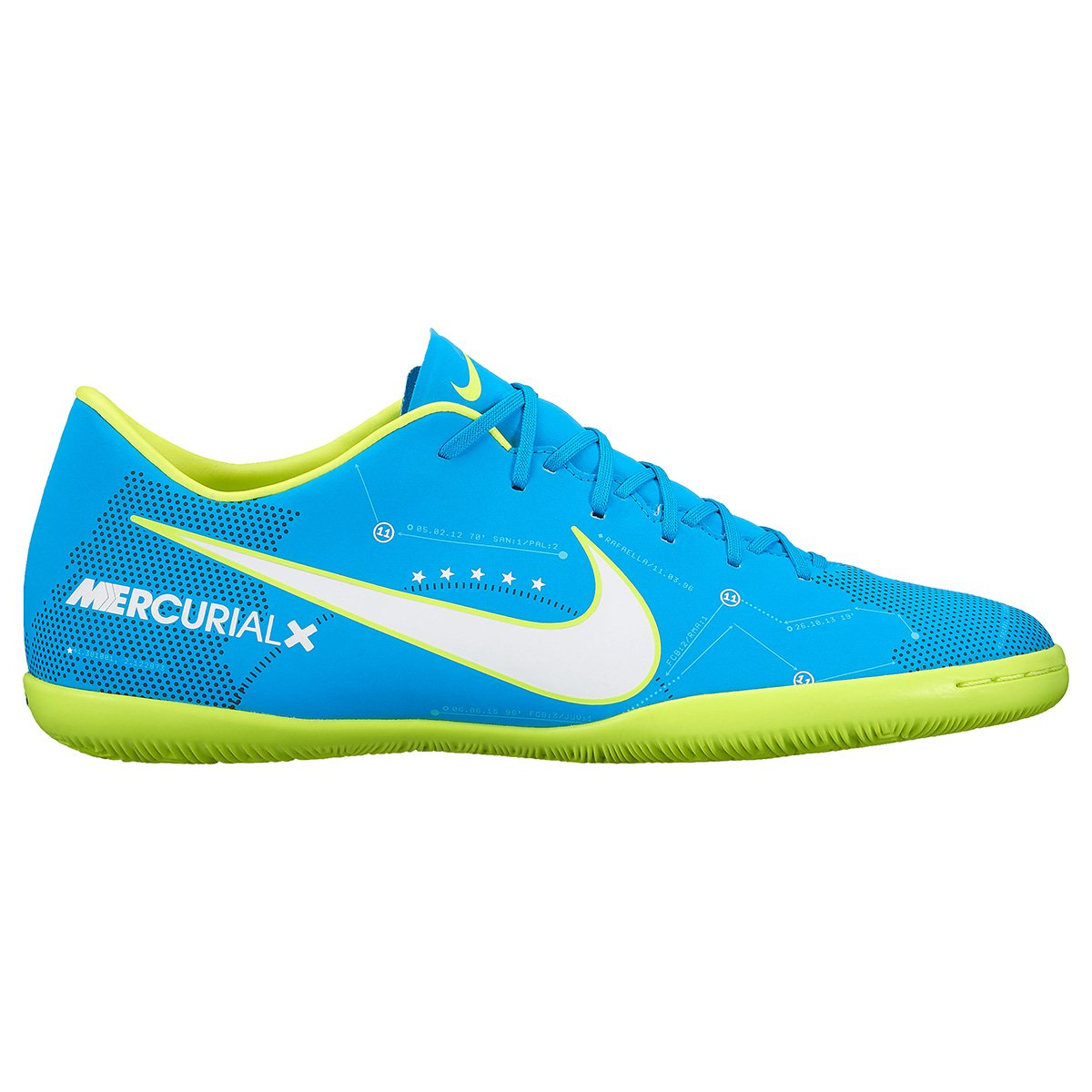 d77d76393 Chuteira Futsal Nike Mercurial Victory 6 Neymar Jr IC