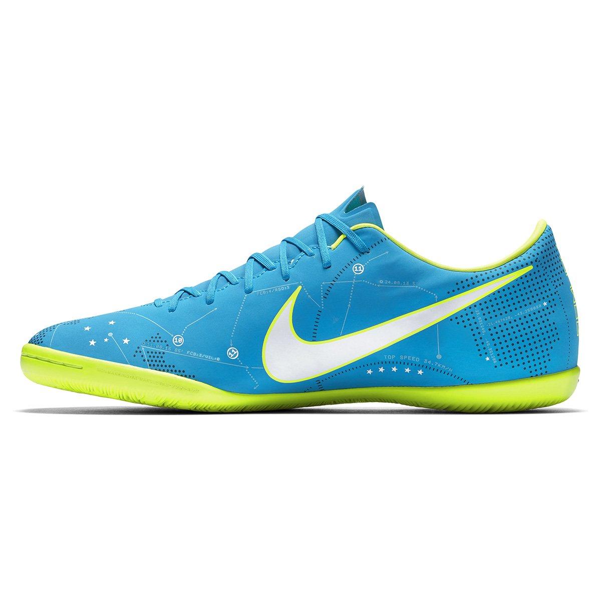 Chuteira Futsal Nike Mercurial Victory 6 Neymar Jr IC - Compre Agora ... 9200b75ee3771