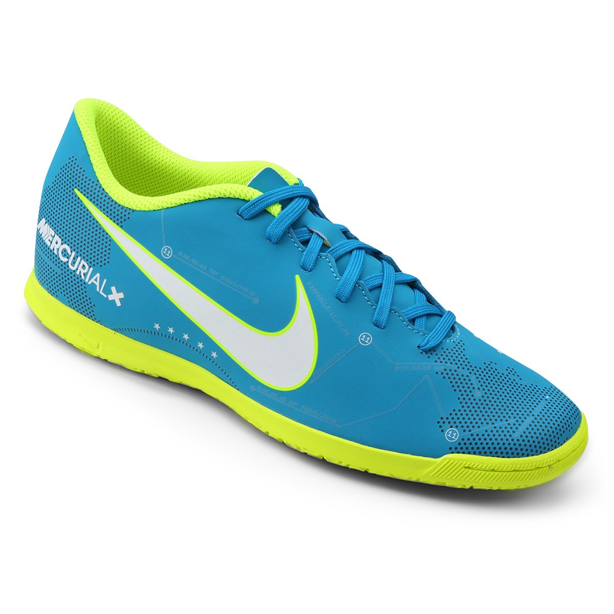 248c93e88c8 Chuteira Futsal Nike Mercurial Vortex 3 Neymar Jr IC - Compre Agora ...