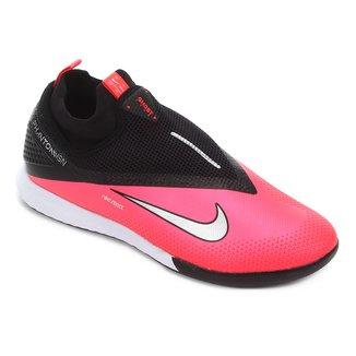 Chuteira Futsal Nike Phantom Vision 2 React Pro DF IC