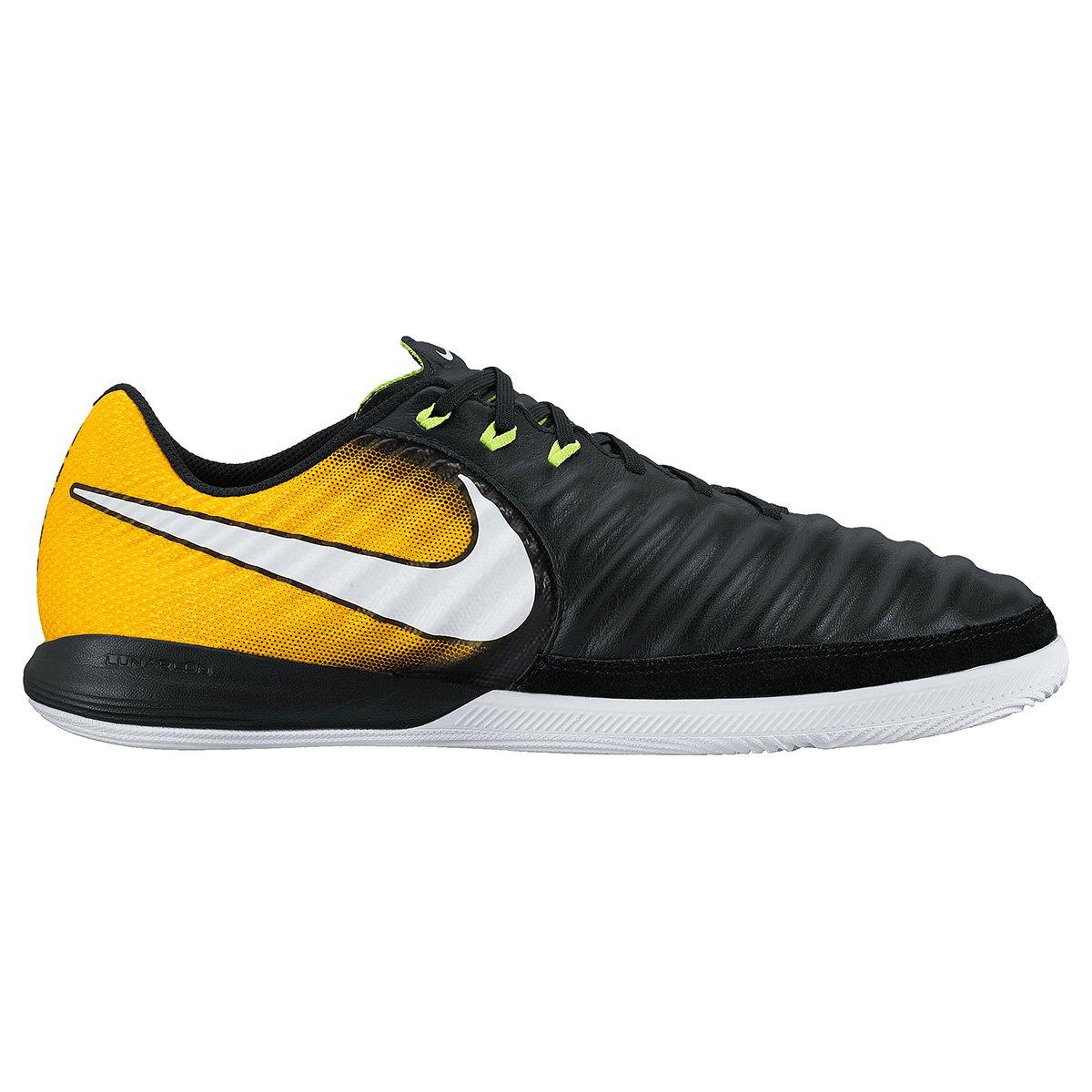 f62b72309c Chuteira Futsal Nike Tiempo Finale IC - Compre Agora