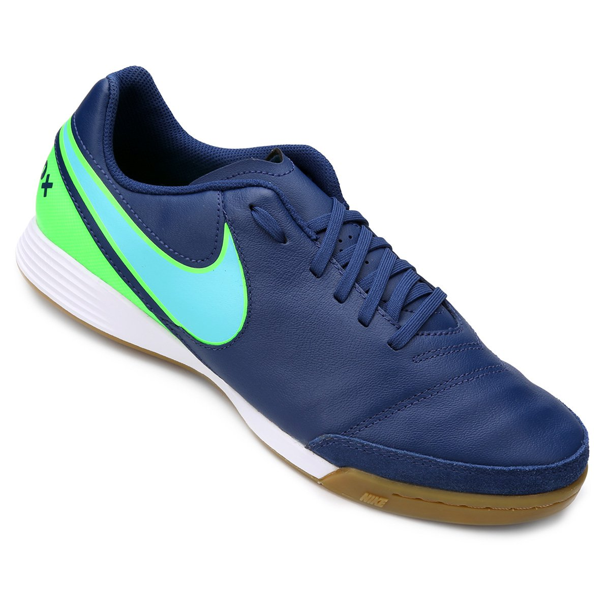 Nike Tiempo 2017 Futsal Costume Mariage Tiempox Genio Ii Leather Ic Shoes Hitam