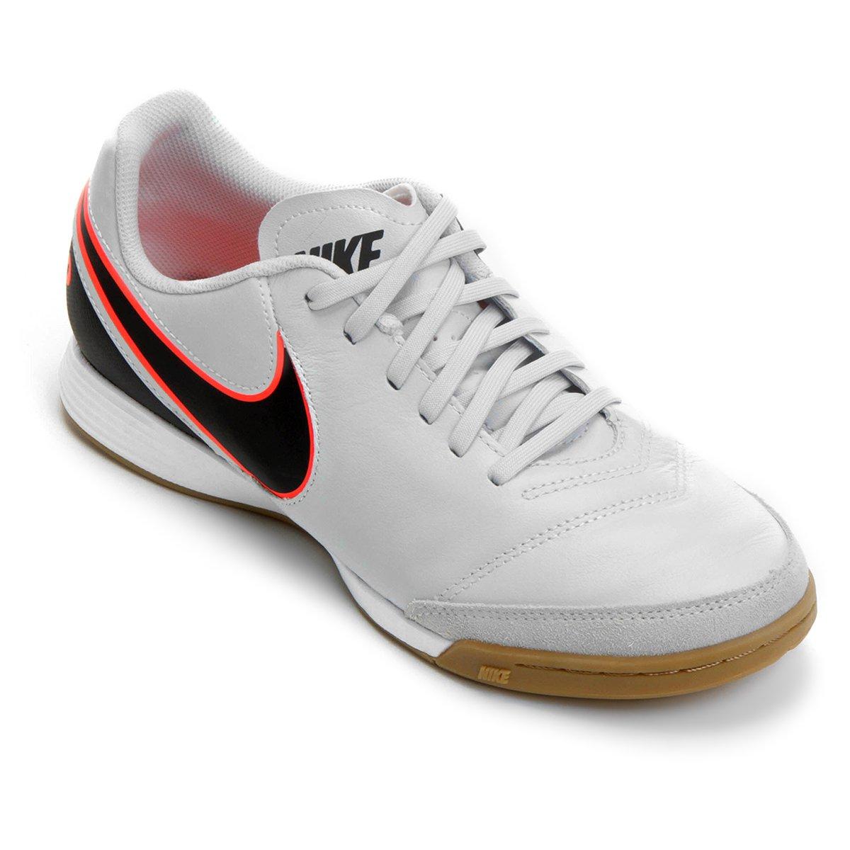 cdb7b2cc0995a Chuteira Futsal Nike Tiempo Genio 2 Leather IC Masculina - Compre Agora