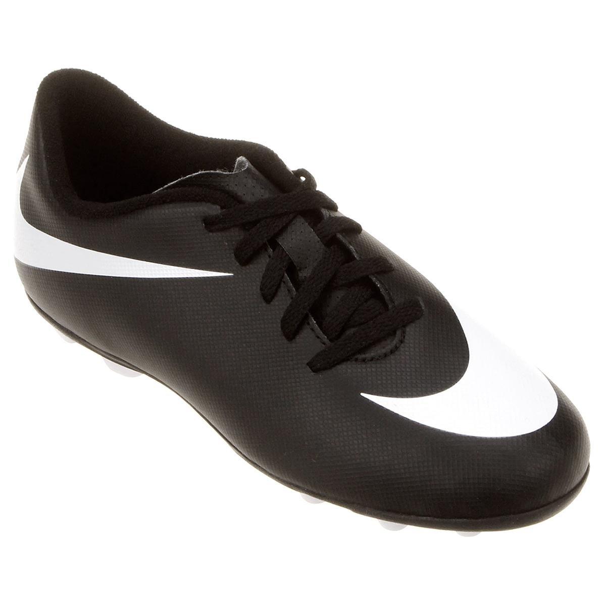 2142763f2b Chuteira Nike Bravata FG Campo Juvenil - Compre Agora