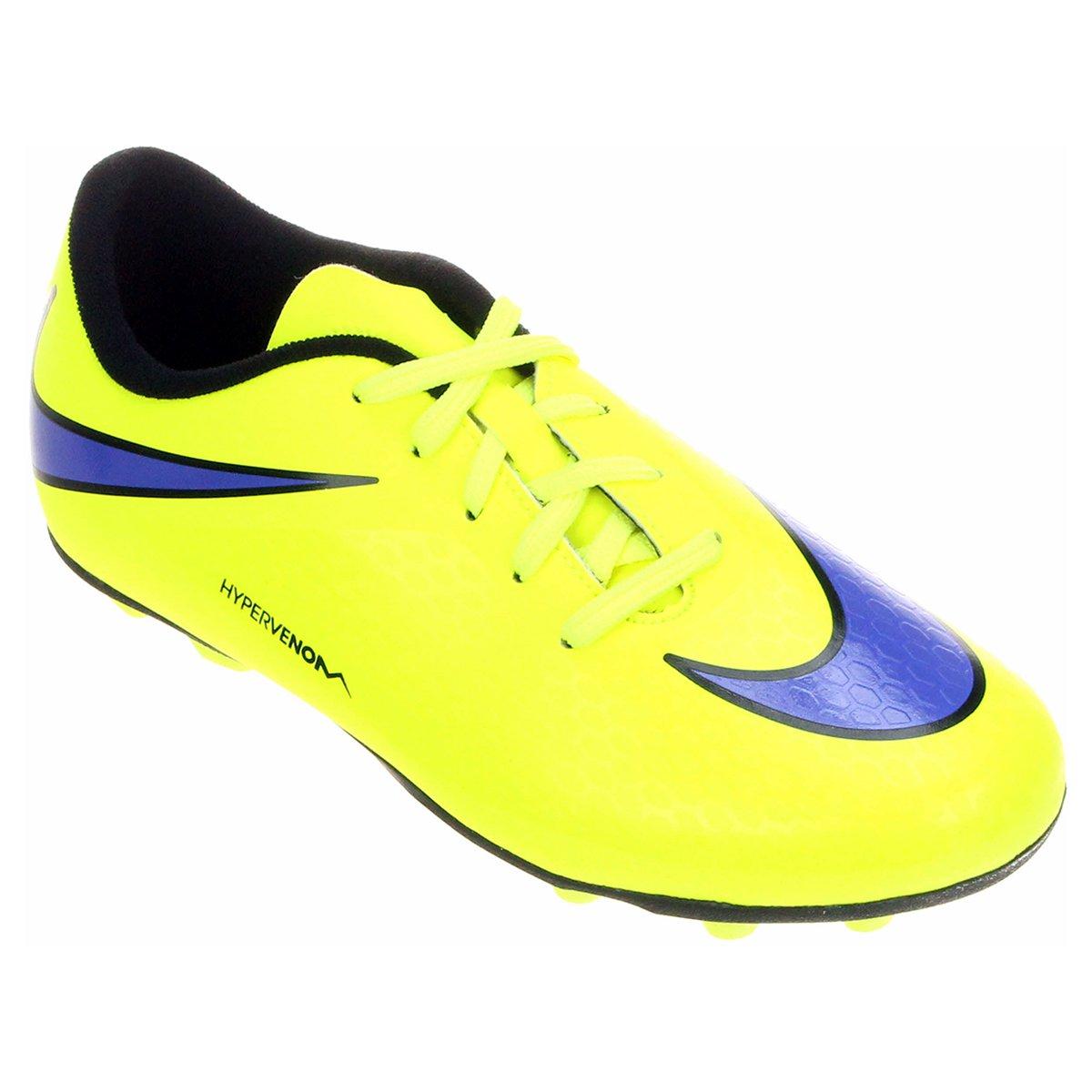 cf31db2b0e Chuteira Nike Hypervenom Phade FG-R Juvenil - Compre Agora