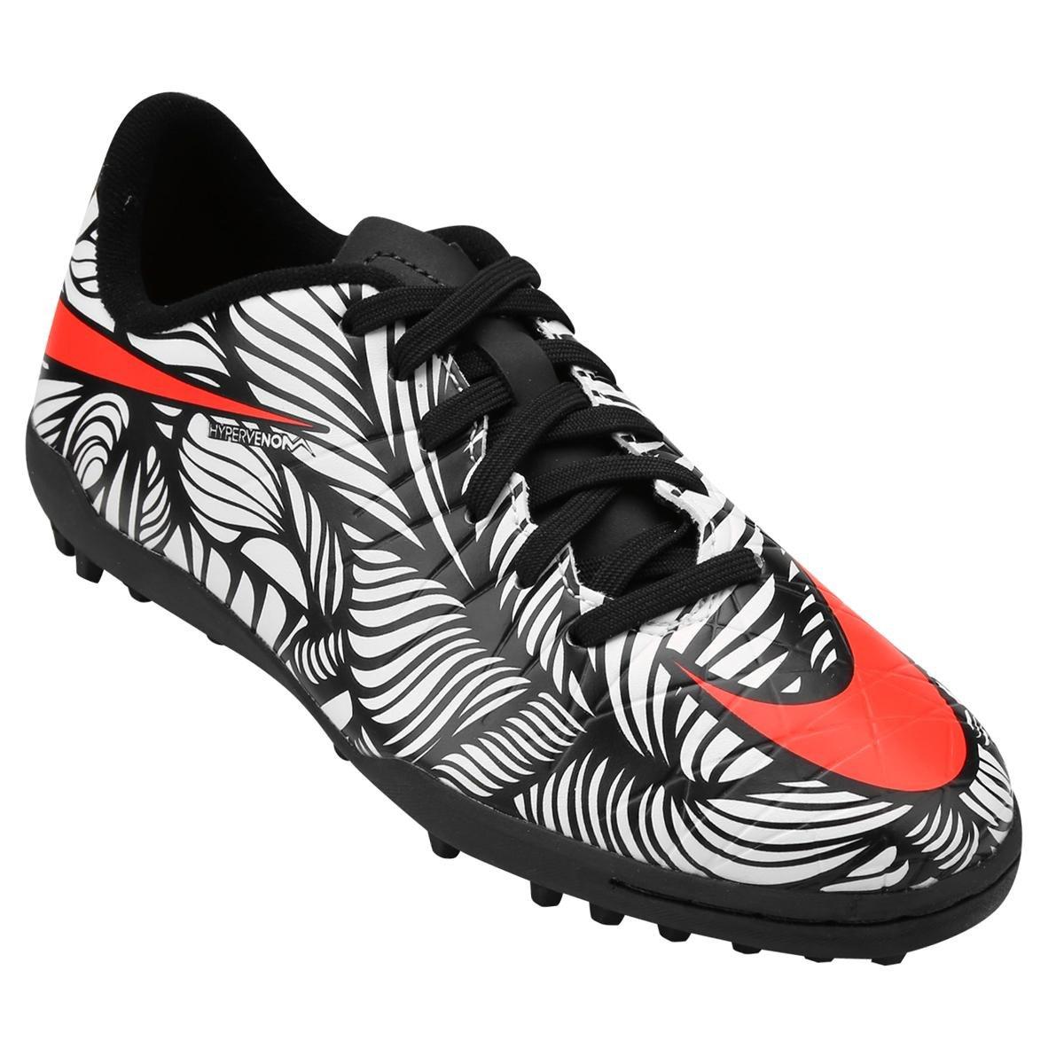0a4b8f87b84d2 Chuteira Nike Hypervenom Phelon 2 NJR TF Society Infantil | Shop Timão