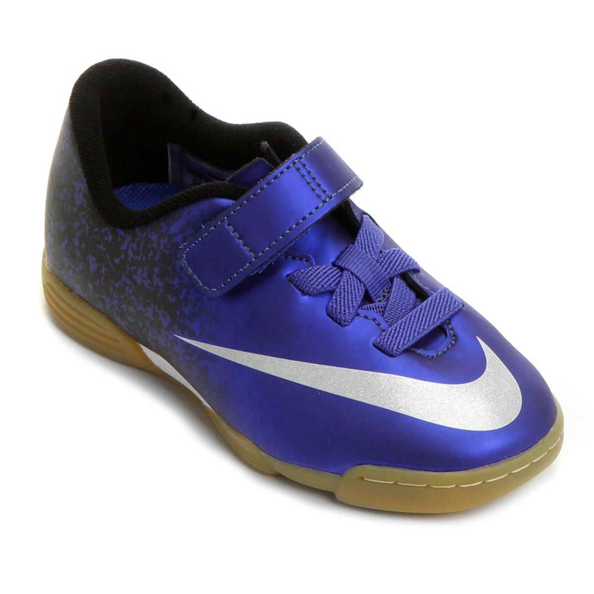 eb5b30e5fea25 Chuteira Nike Mercurial Vortex 2 (V) CR7 IC Futsal Infantil - Compre Agora