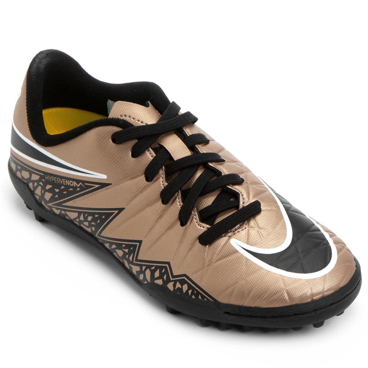 Chuteira Society Infantil Nike Hypervenom Phelon 2 TF - Compre Agora ... 3c37461877d6f