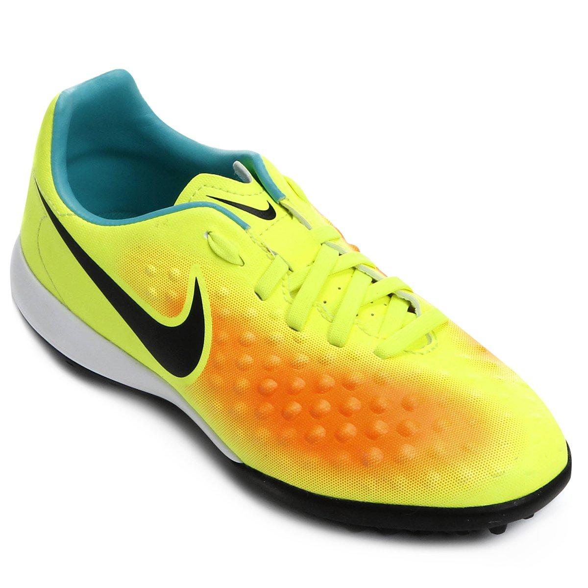 8823240ea2 Chuteira Society Infantil Nike Magista Opus II TF - Compre Agora ...
