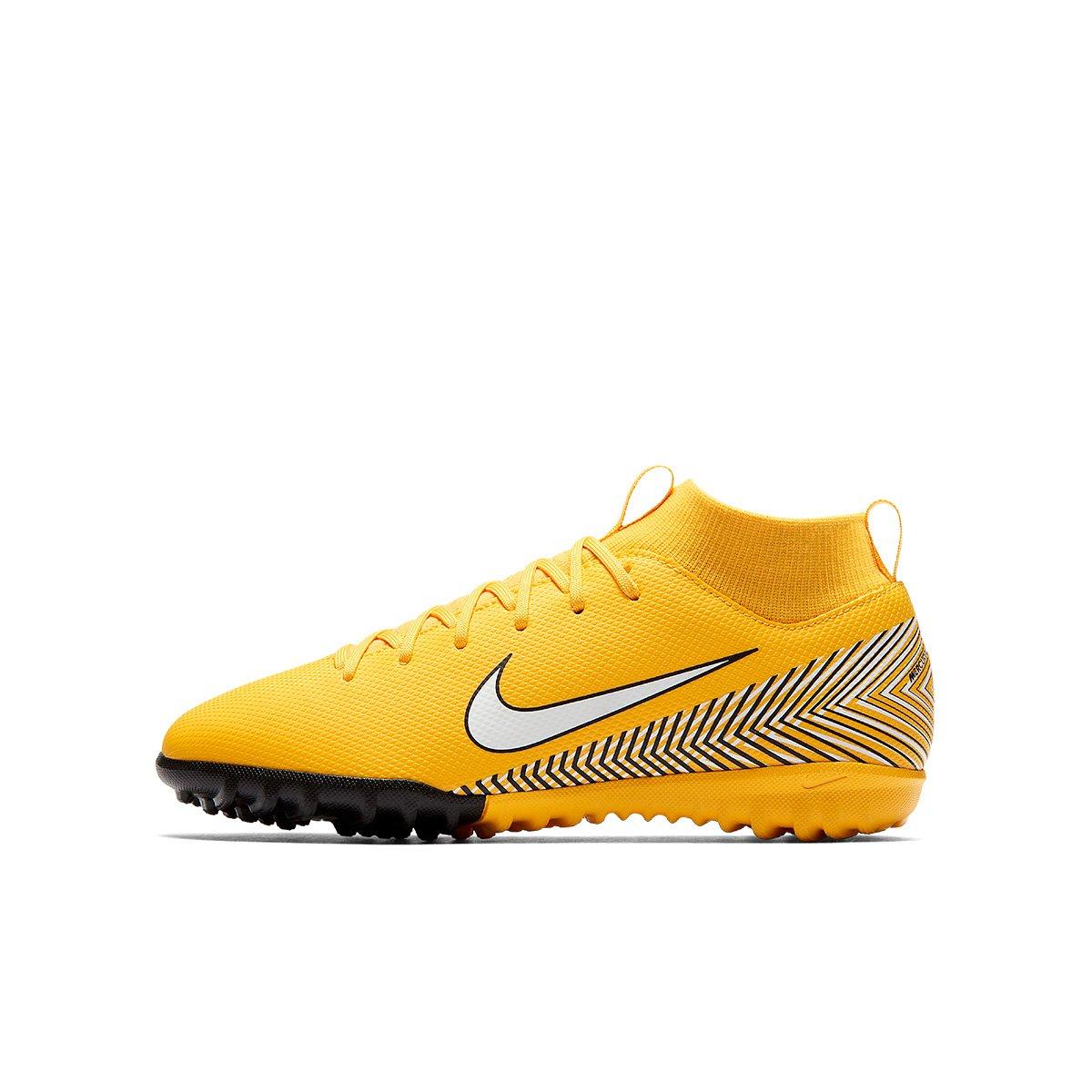 Chuteira Society Infantil Nike Mercurial Superfly 6 Academy GS Neymar TF 511803f06a25c