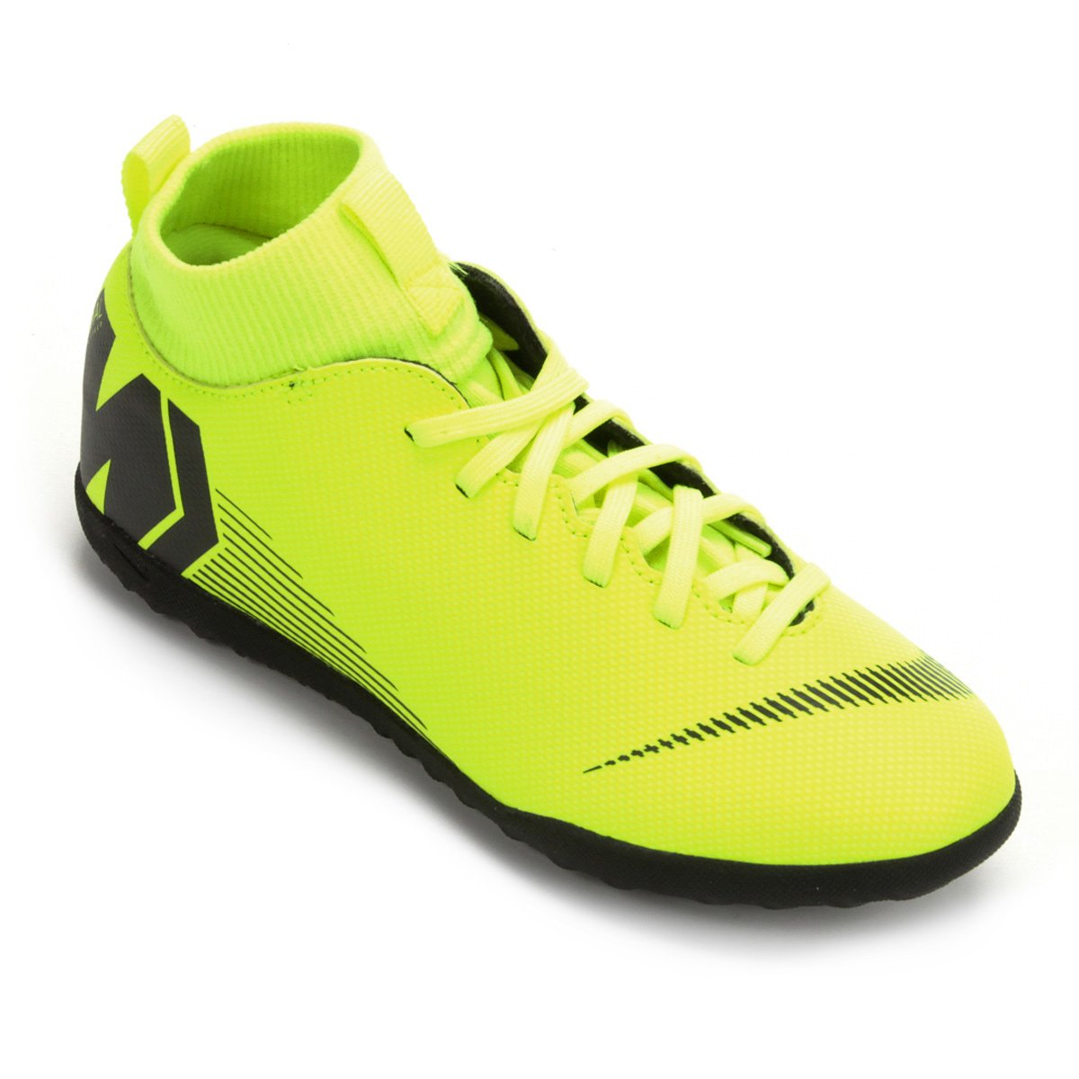 8eb7695253 Chuteira Society Infantil Nike Mercurial Superfly 6 Club - Compre ...