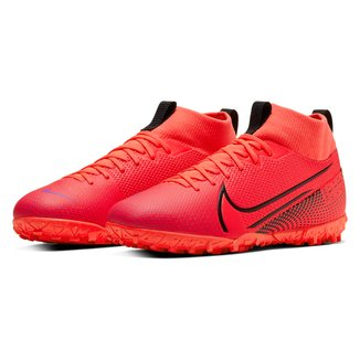 Chuteira Society Infantil Nike Mercurial Superfly 7 Academy TF