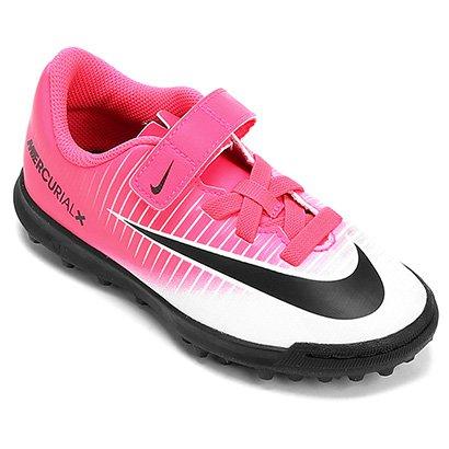 7055a0aac95 Chuteira Society Infantil Nike Mercurial Vortex 3 TF - Compre Agora ...