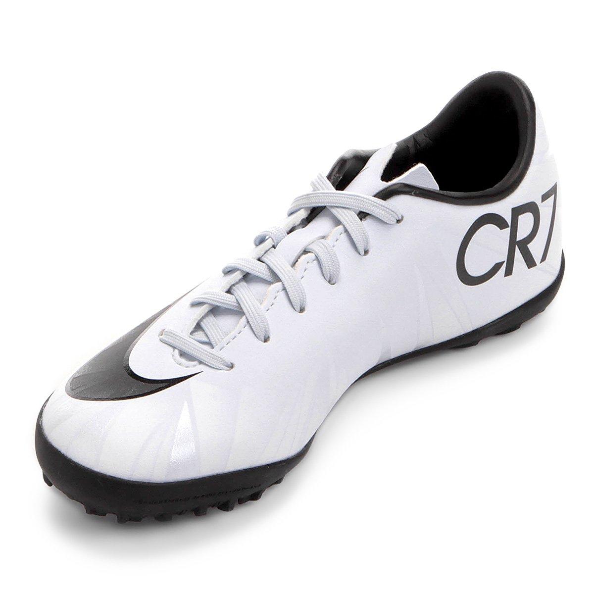 d71654b872 Chuteira Society Nike Mercurial Victory 6 CR7 DF TF Masculina