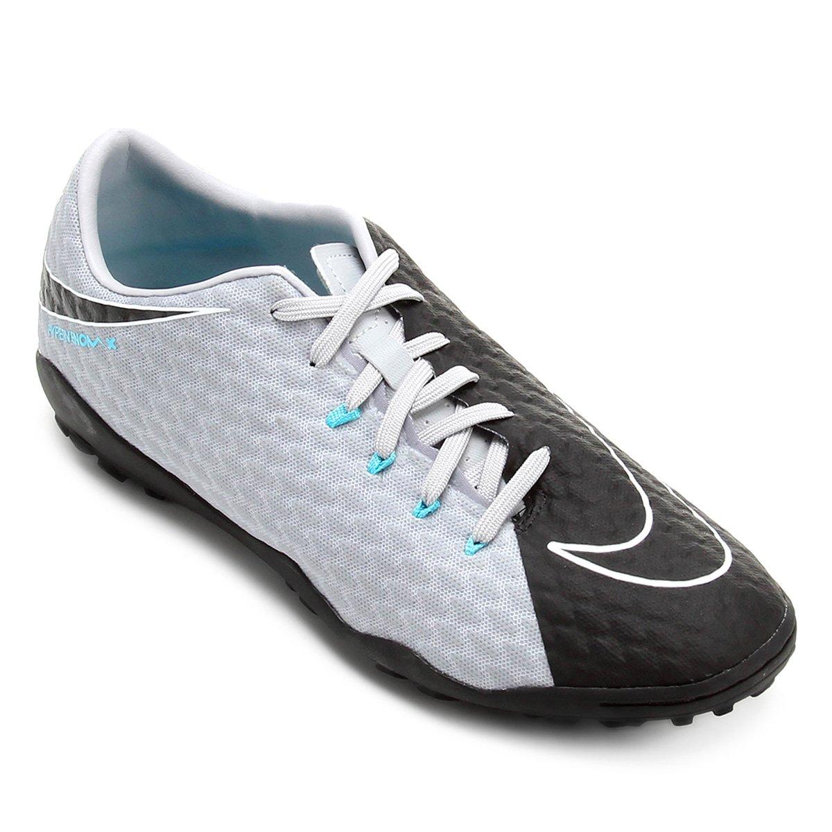 8929f3d222 Chuteira Society Nike Hypervenom Phelon 3 TF