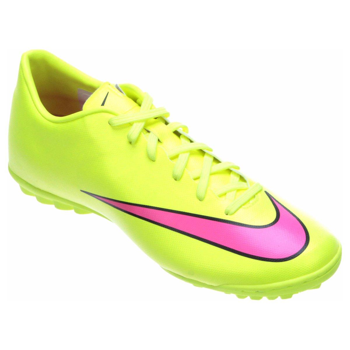 064cf1ae92 Chuteira Society Nike Mercurial Victory 5 TF
