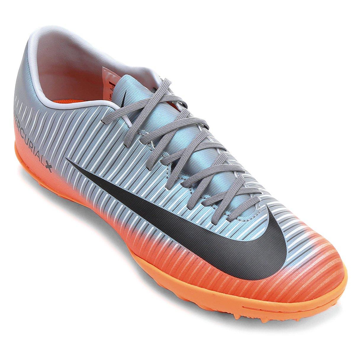 ae88561fc59d1 Chuteira Society Nike Mercurial X Victory 6 CR7 TF - Compre Agora ...