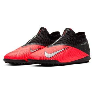 Chuteira Society Nike Phantom Vision 2 Academy DF TF