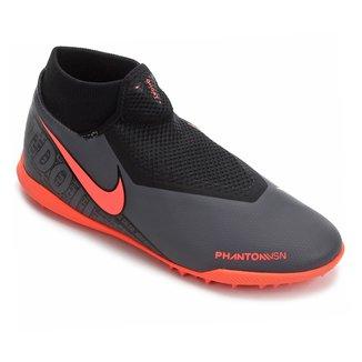 Chuteira Society Nike Phantom Vision Academy DF TF