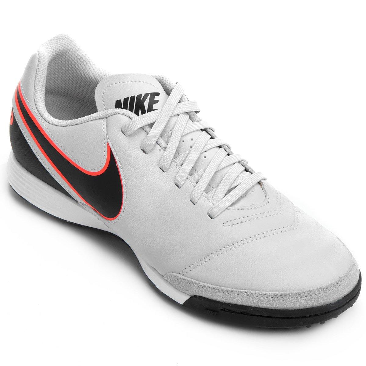 841f0f9198 Chuteira Society Nike Tiempo Genio 2 Leather TF Masculina - Compre Agora