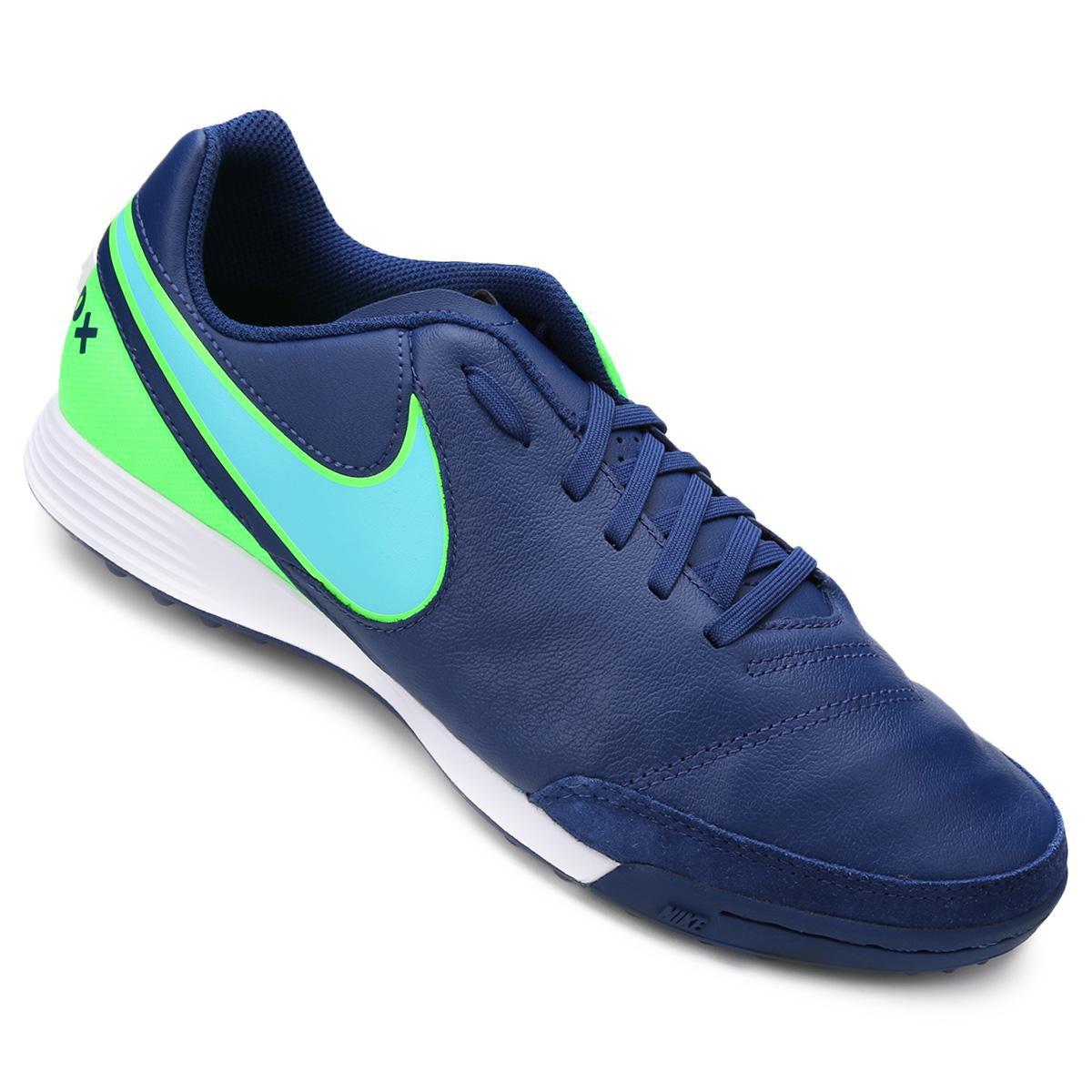 611998a5353a2 Chuteira Society Nike Tiempo Genio 2 Leather TF - Compre Agora ...