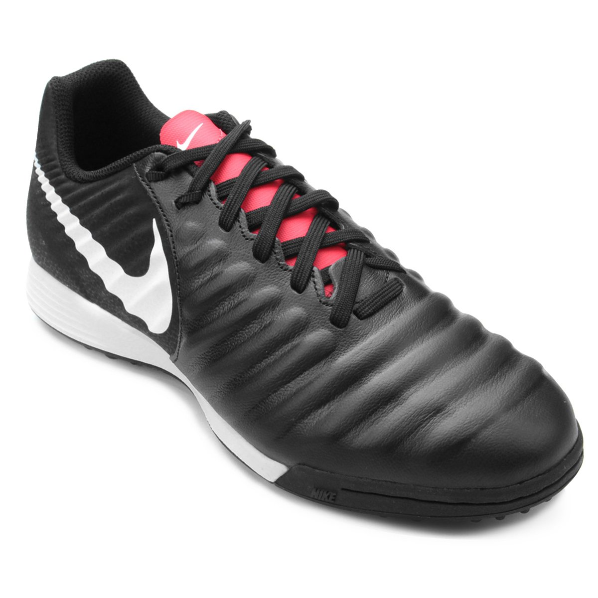 f721257cdf Chuteira Society Nike Tiempo Legend 7 Academy TF - Preto - Compre ...
