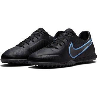 Chuteira Society Nike Tiempo React Pro