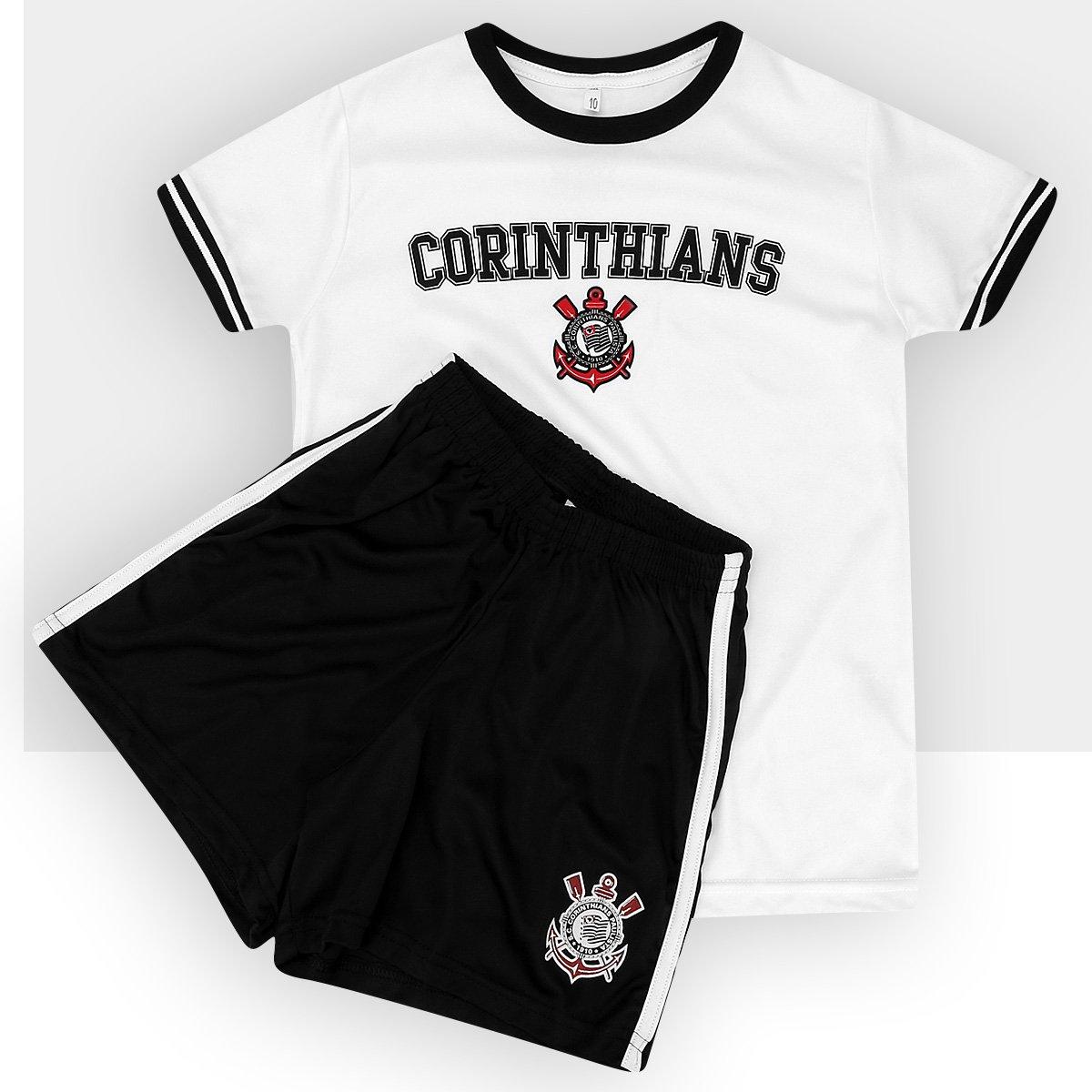 289f990d855c6 Kit Corinthians Juvenil - Compre Agora