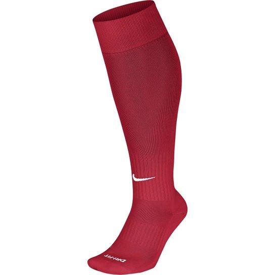 Meião Nike Classic Football Dri-FIT - Vermelho