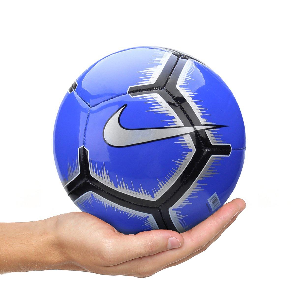 74d4a2274f Mini Bola de Futebol Nike Skills - Azul e Preto - Compre Agora ...