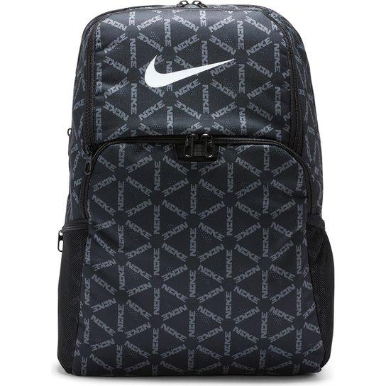 Mochila Nike BKPK 9.0 - Preto+Branco