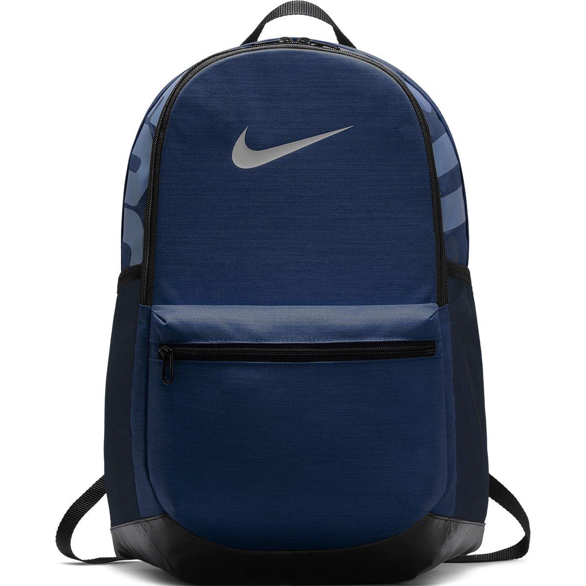 Mochila Nike Brasília - Marinho e Preto - Compre Agora  1bc35371b7a97
