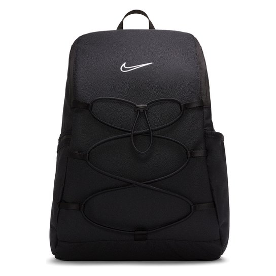 Mochila Nike One Feminina - Preto+Branco