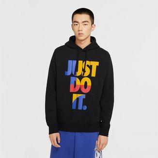 Moletom Nike Sportswear JDI Hoodie Canguru Masculino