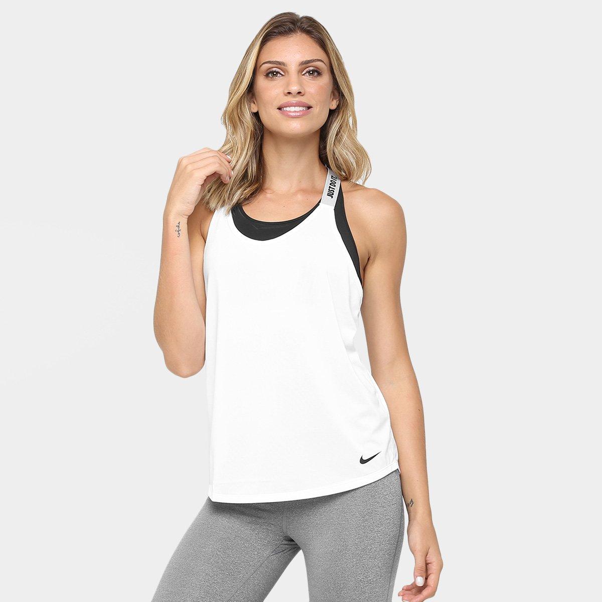 b575804f38289 Regata Nike Dry Elastika Feminina - Compre Agora