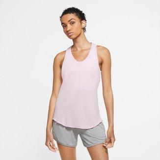 Regata Nike Yoga Core Tank Feminina