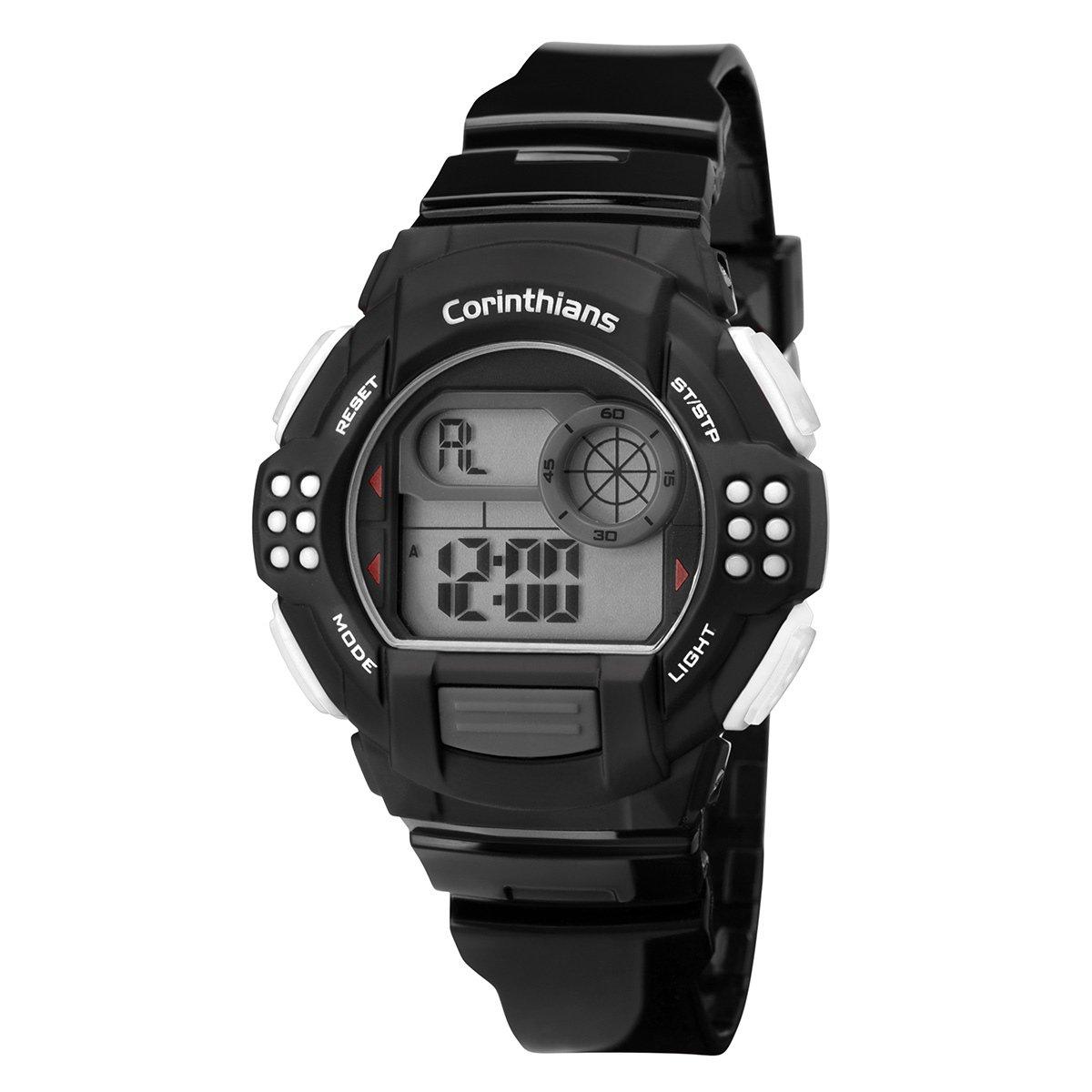 b6d0f13a97d Relógio Technos Corinthians Digital III - Compre Agora