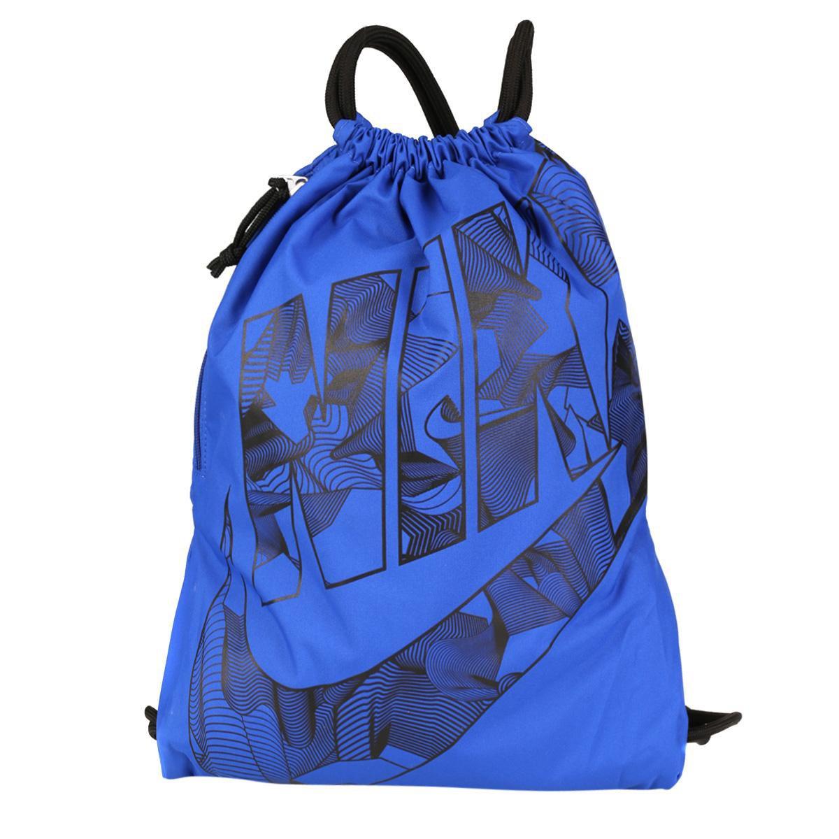 f1e74b6d0 Sacola Nike Heritage Gymsack Feminina - Compre Agora