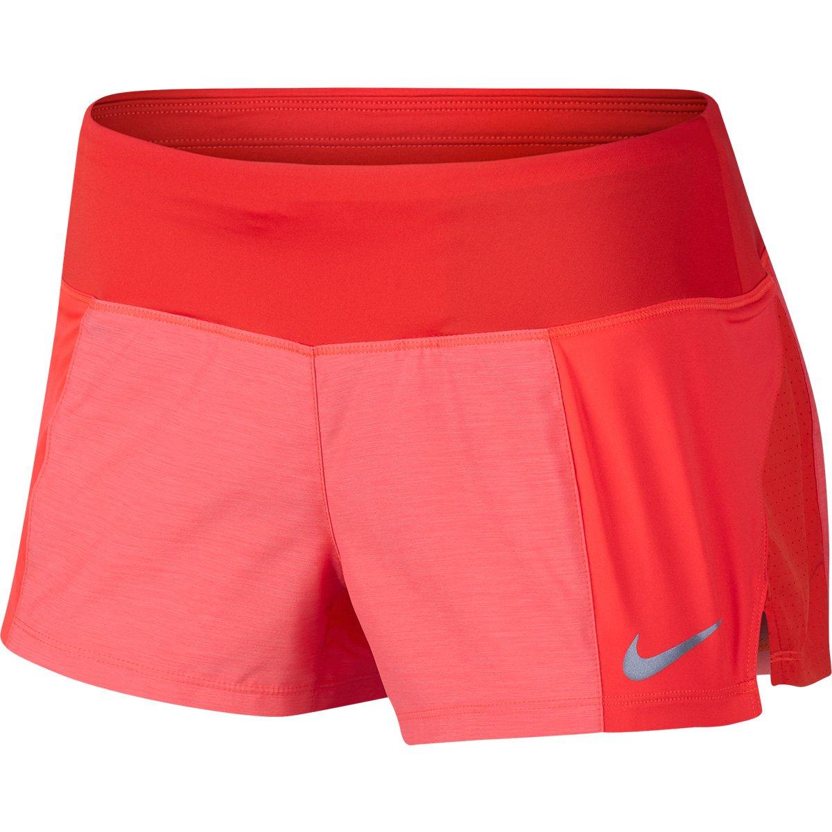 dd88c4d89f Short Nike Crew 2 Feminino - Vermelho - Compre Agora