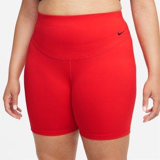 Short Nike One Cintura Alta Feminino
