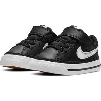 Tênis Couro Infantil Nike Court Legacy Btv Masculino
