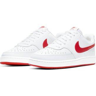 Tênis Couro Nike Court Vision LO Masculino