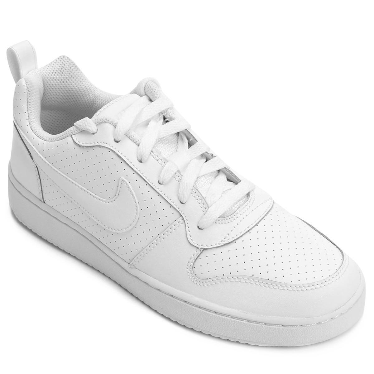 Tênis Couro Nike Recreation Low Feminino - Compre Agora  6e915176aeb29