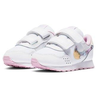 Tênis Infantil Couro Nike MD Valiant Baby Feminino